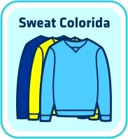 Sweat Colorida