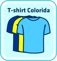 T-shirt Colorida